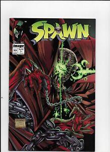 Spawn #  23 Todd MacFarlane  N -Mint 1st Print Image Comics