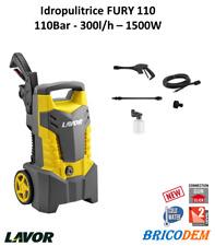 Idropulitrice Lavor Wash IDRO FURY 110 ad acqua fredda 110 bar 1500W - 330 Lt/h