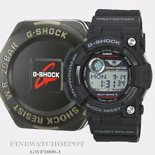Authentic Casio G-Shock Men's Frogman Digital Multiband Watch GWF1000-1CR