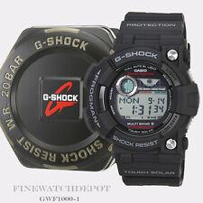 Authentic Casio G-Shock Men's Frogman Digital Multiband Watch GWF1000-1