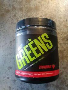 SCULPTnation Greens Superfood Green Powder 7.19 oz Jar -sealed-