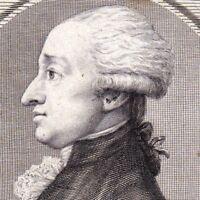 Portrait XVIIIe Marquis De Langon Nicolas François Député Dauphiné Maréchal