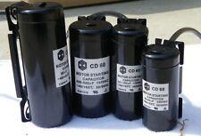 1 Stück Motor-Anlauf-Kondensator/Motor - START - Kondensator 60 µF 320 V