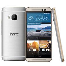 """HTC One M9 - 32GB-Teléfono inteligente DESBLOQUEADO SPRINT - 5.0"""" Oro/plata del Reino Unido"""