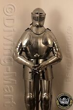 Medieval Knight Suit of Armor 16th Century Fully Articulated Armour Suit AT97