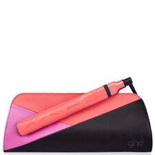 GHD PLATINUM ® Pink Blush Hair Straightener Styler with Free GHD Umberella