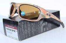 OAKLEY Valve POLARIZED Sunglasses Woodland Camo/Bronze NEW OO9236-25 Hunting