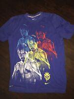 Men's Nike Dri Fit Filipino Manny Pacquiao Boxing Shirt Small S