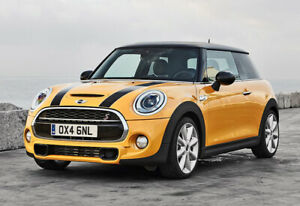 MINI Cooper S, CountryMan SEAT COVERS PERFORATED LEATHERETTE
