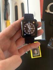 apple watch 3 42mm mit 8 unbenutzten Armbänder und viel weiteres Zubehör