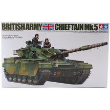 Tamiya Chieftain Mk.5 Tank Model Set (Scale 1:35) 35068 NEW