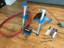 Tacx Satori Turbo Trainer WITH TRAINER TYRE, hardly used, excellent condition