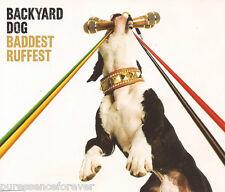 BACKYARD DOG - Baddest Ruffest (UK 4 Trk Enh CD Single)