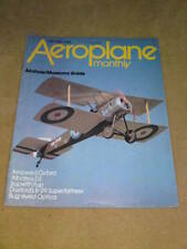 AEROPLANE MONTHLY May 1980 Vol 8 No 5