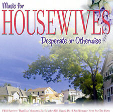 Music for Housewives: Desperate or Otherwise Gaynor Troggs New Free USA Shipping