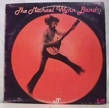 "33 tours THE MICHAEL WYNN BAND Vinyl LP 12"" QUEEN OF THE NIGHT - EURODISC 28964"