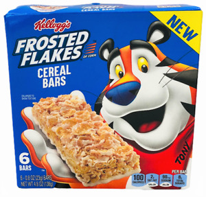 Kellogg's Frosted Flakes Cereal Bars 4.8 oz