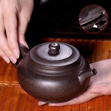 master handmade tea pot with matching 4 tea cups pure zisha yixing pot marked