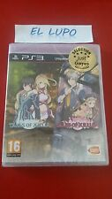 PACK TALES OF XILLIA + TALES OF XILLIA 2 NEUF SOUS BLISTER VERSION FRANCAISE