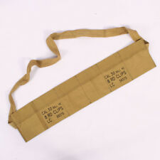 WW2 US M1 Garand Cotton Bandolier. Replica AG108