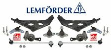 Mini Cooper R50 R52 R53 Front Susp Repair Kit Control Arms Ball Joints Bushings