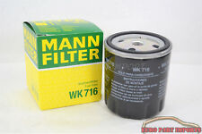 Mercedes Benz FUEL FILTER MANN OEM Quality WK716