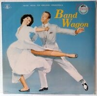 Band Wagon Soundtrack NM Reissue LP Fred Astaire Cyd Charisse Nanette Fabray