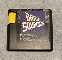 Sega Megadrive BATTLE SQUADRON Game RARE PAL MEGA DRIVE Title - Cartridge Only