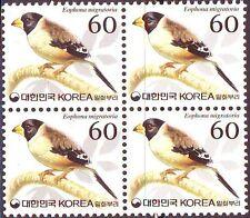 Korea - Sc 1988 Bird block 2002
