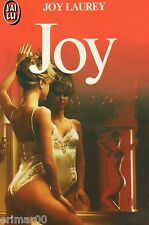 JOY // Joy LAUREY // Erotique  // Pour lecteurs avertis