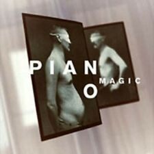 Piano Magic - Incurable  CD  4 Tracks  Alternative Rock  Neuware