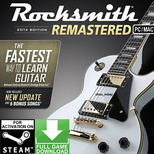 Rocksmith 2014 Remastered PC/MAC Steam Key GLOBAL NO CABLE [KEY ONLY!] FAST SENT