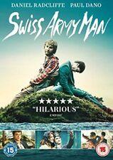 Swiss Army Man [DVD] [2017] [DVD][Region 2]
