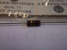 Allen Bradley Carbon Comp Resistor 100 ohm 1 watt  5%  (1) GB1015 RC32GF101J
