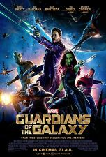 Guardians of the Galaxy (2014) Movie Poster (24x36) - Chris Pratt, Diesel NEW v2
