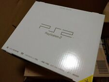 Playstation 2 Pearl White Console Japan *MIRACLE NEAR MINT + MANY GAMES* $80 OFF