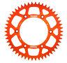 Supersprox Rear Sprocket KTM SX SX-F EXC EXC-F Husqvarna TC FC TE FE 50T Orange