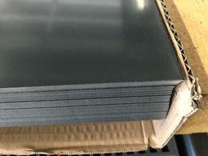 1,0mm Alublech anthrazit Ral 7016 Zuschnitt Aluplatte Glattblech Aluminiumblech