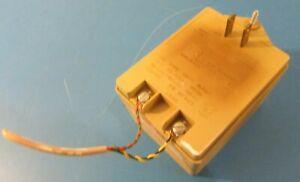 Basler Electric Power Supply XF164 AC Adapter Transformer Output 16.5V AC 40VA