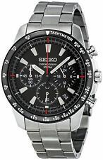 Seiko SSB031 Chronograph 40MM Men's Stainless Steel Watch