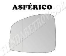 RENAULT SCENIC 2009+ CRISTAL RETROVISOR IZQUIERDO ASFERICO ESPELHO MIROIR GLACE