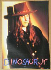 DINOSAUR Jr. Where You Been 1993 JAPAN Promo POSTER J. Mascis MINTY!