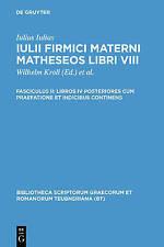 8: Matheseos, vol. II.: Libri V-VIII cum praefatione et indicibus (Bibliotheca s
