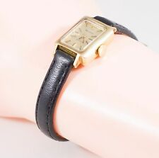 Tudor Rolex Solid 14ct Gold Ladies Watch Vintage