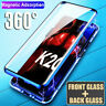 360 Magnetic Double Sides Glass Case Cover for Xiaomi 9T Pro Redmi K20/Note7 Pro