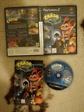 CRASH BANDICOOT L'IRA DI CORTEX PS2 PAL ITALIANO COMPLETO PRIMA STAMPA