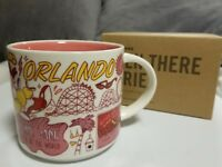 Starbucks BEEN THERE Series Orlando Cup Limited Series Florida