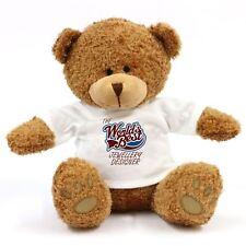 The Worlds Best Jewellery Designer Teddy Bear