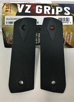 VZ Grips G10 Double Diamond Aggressive Checkered Gun Grip for RUGER 22-45, Black