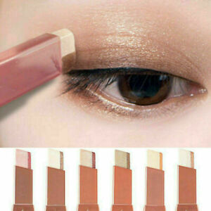 Two-tone Eyeshadow Stick Eye Modification Gradient Matte Pearlescent